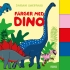 Learn the colours with Dinos