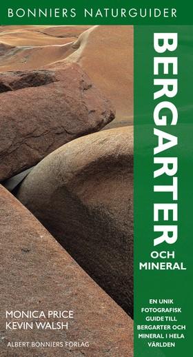 Bonniers naturguider - Bergarter och mineral