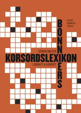 Bonniers korsordslexikon av Göran Walter