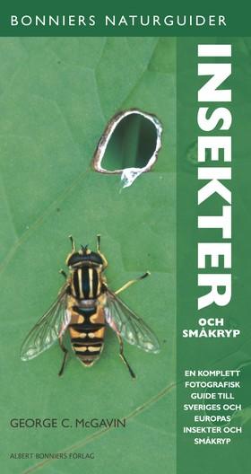 Bonniers naturguider - Insekter och småkryp