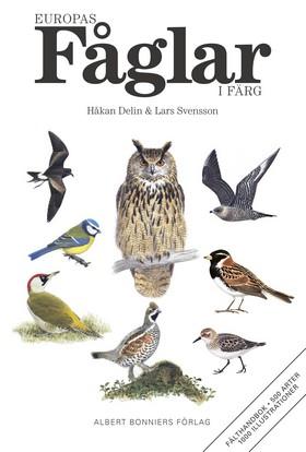 Europas fåglar i färg (reviderad upplaga)