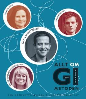Allt om GI-metoden : den kompletta guiden till ett smalare liv av Ola Lauritzson