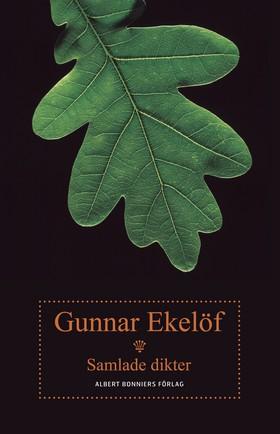 Samlade dikter av Gunnar Ekelöf