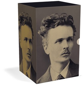 Strindberg-box av August Strindberg