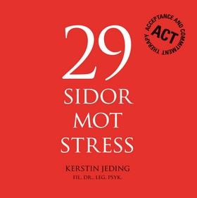 29 sidor mot stress av Kerstin Jeding