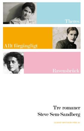 Tre romaner