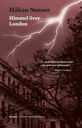 Himmel över London av Håkan Nesser