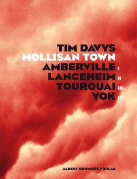 Mollisan Town : Amberville Lanceheim Tourquai Yok av Tim Davys