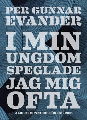 E-bok I min ungdom speglade jag mig ofta av Per Gunnar Evander