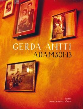 E-bok Adamsons av Gerda Antti