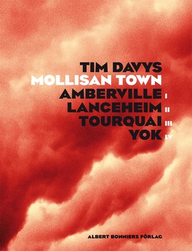 E-bok Mollisan Town av Tim Davys