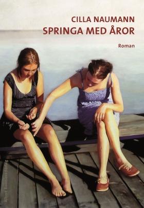 E-bok Springa med åror av Cilla Naumann