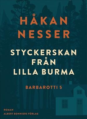 E-bok Styckerskan från Lilla Burma av Håkan Nesser