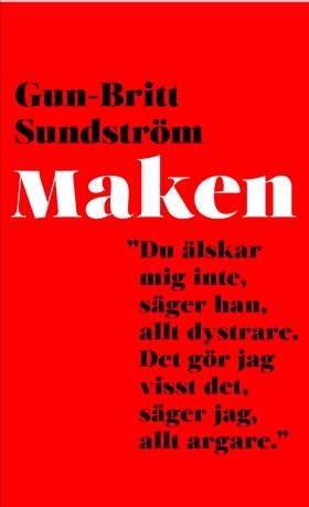 E-bok Maken av Gun-Britt Sundström