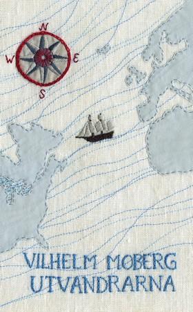 E-bok Utvandrarna av Vilhelm Moberg