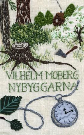 E-bok Nybyggarna av Vilhelm Moberg