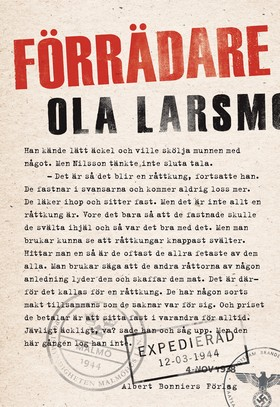 E-bok Förrädare av Ola Larsmo