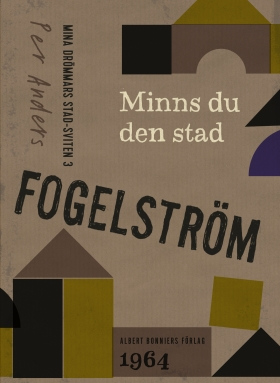 E-bok Minns du den stad av Per Anders Fogelström