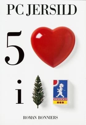 E-bok Fem hjärtan i en tändsticksask : sedeskildring av P. C. Jersild