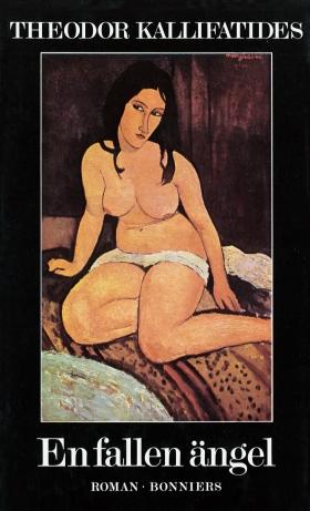 E-bok En fallen ängel: roman av Theodor Kallifatides
