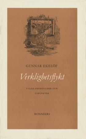 E-bok Verklighetsflykt : valda promenader och utflykter av Gunnar Ekelöf
