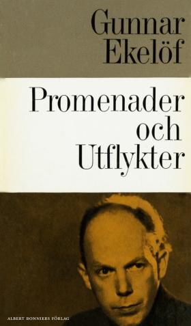 E-bok Promenader och utflykter : samlad småprosa av Gunnar Ekelöf