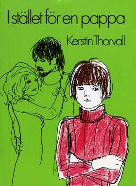 E-bok I stället för en pappa av Kerstin Thorvall