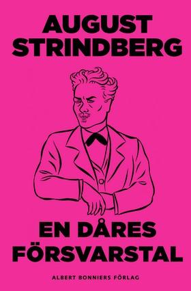 E-bok En dåres försvarstal av August Strindberg