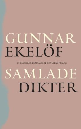 E-bok Samlade dikter av Gunnar Ekelöf