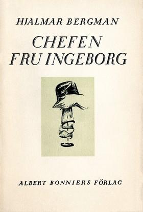 Chefen fru Ingeborg