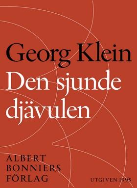 E-bok Den sjunde djävulen av Georg Klein