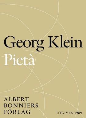 E-bok Pietà av Georg Klein