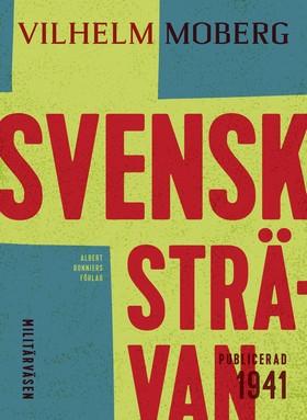 E-bok Svensk strävan av Vilhelm Moberg