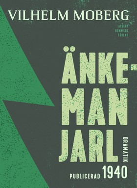 E-bok Änkeman Jarl : folkkomedi av Vilhelm Moberg