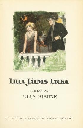 E-bok Lilla Jälms lycka av Ulla Bjerne