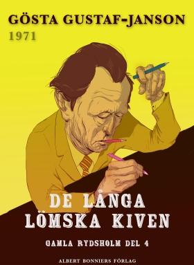 E-bok De långa lömska kiven av Gösta Gustaf-Janson