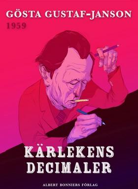 E-bok Kärlekens decimaler av Gösta Gustaf-Janson
