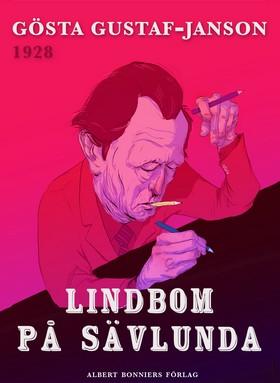 E-bok Lindbom på Sävlunda av Gösta Gustaf-Janson