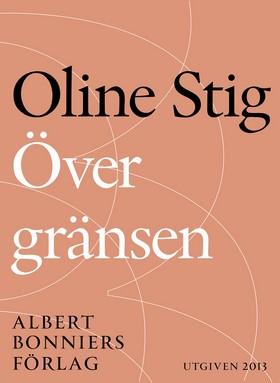 E-bok Över gränsen : noveller av Oline Stig