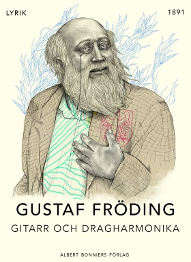 E-bok Gitarr och dragharmonika av Gustaf Fröding