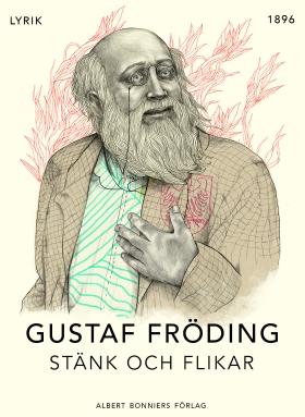 E-bok Stänk och flikar av Gustaf Fröding