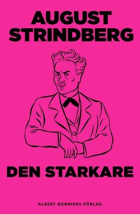 E-bok Den starkare av August Strindberg