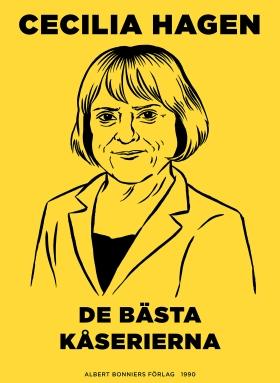 E-bok De bästa kåserierna av Cecilia Hagen