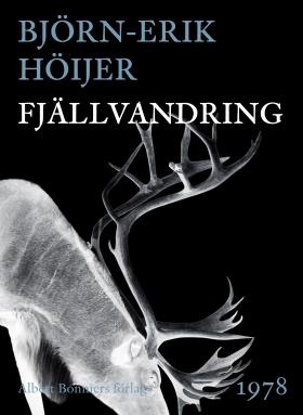 E-bok Fjällvandring av Björn-Erik Höijer