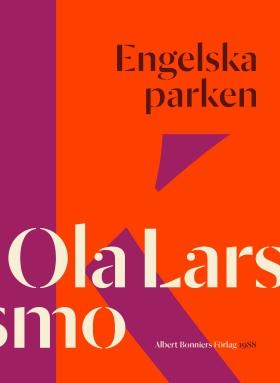E-bok Engelska parken av Ola Larsmo