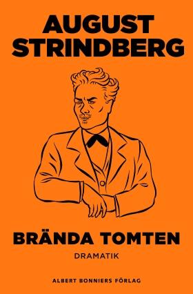 E-bok Brända tomten av August Strindberg