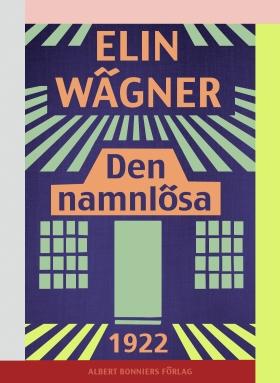 E-bok Den namnlösa av Elin Wägner