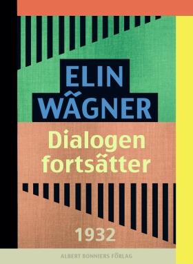 E-bok Dialogen fortsätter av Elin Wägner