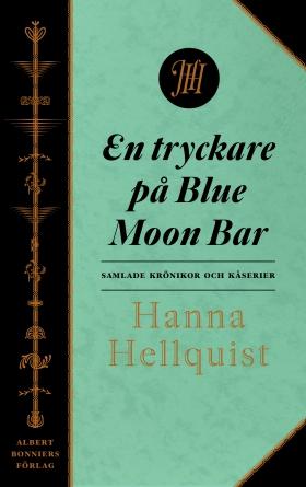 En tryckare på Blue Moon Bar