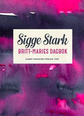 Britt-Maries dagbok